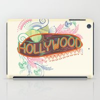 decorative iPad Cases featuring Decorative Typographic by famenxt