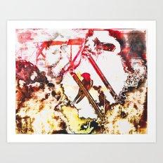 Unshambled Art Print