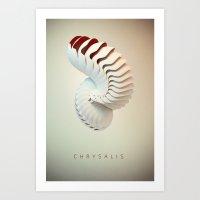 Chrysalis Art Print