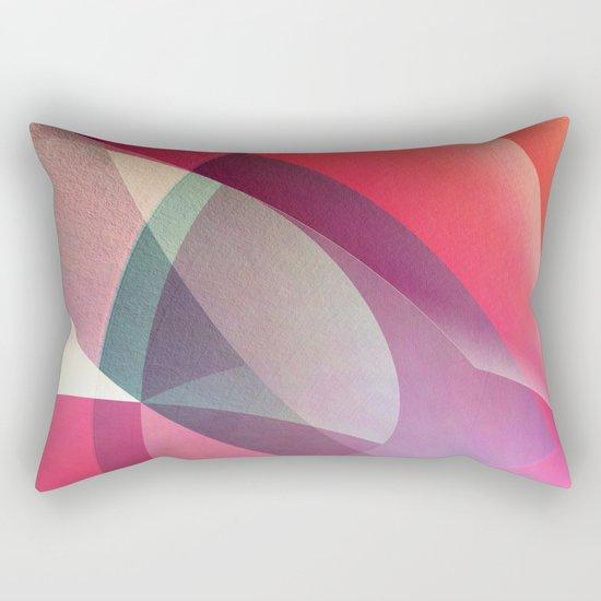 Abstract 2017 025 Rectangular Pillow