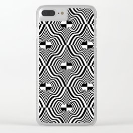 Ruffles and Ridges Clear iPhone Case
