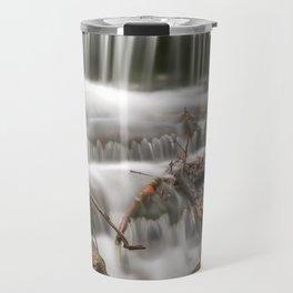 Jean-Drapeau Waterfall Travel Mug