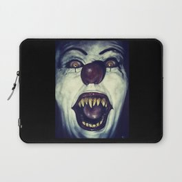 evil clown Laptop Sleeve