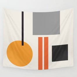Mid Century 05 Wall Tapestry
