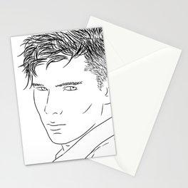 I Draw Guys: Adrian Stationery Cards