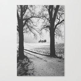 Warmia I Canvas Print