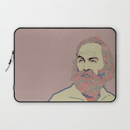 Walt Whitman Laptop Sleeve