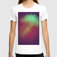 pixel T-shirts featuring Jelly Pixel by Katie Troisi
