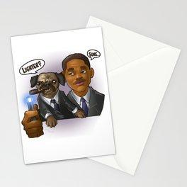 MEN IN BLACK Stationery Cards