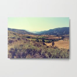 where did my sheep go Metal Print