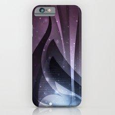 Purple fantasy cover iPhone 6 Slim Case