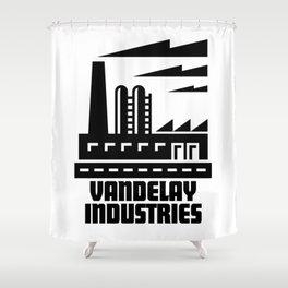 Vandelay Industries Shower Curtain