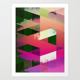 DESTRUCT.jpg Art Print