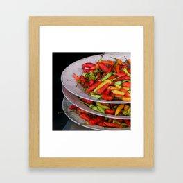 Red Hot Chilli Peppers Framed Art Print