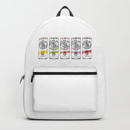 White Claw Full Backpack