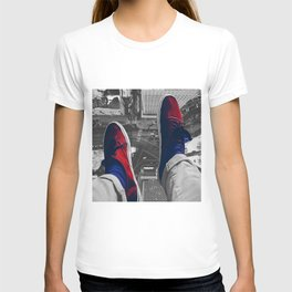 Rooftop shoes T-shirt