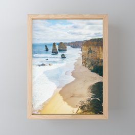 12 Apostles Fine Art Print  • Travel Photography • Wall Art Framed Mini Art Print