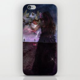 The Violinist iPhone Skin