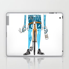 Modern Cyclist #2 Laptop & iPad Skin