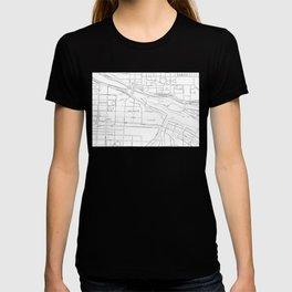 East Village #YYC T-shirt
