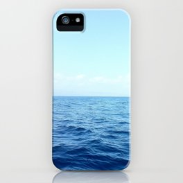 A Drop In The Ocean iPhone Case