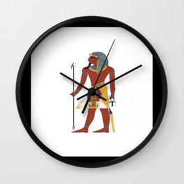 pharoah 2 Wall Clock