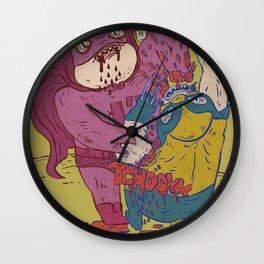 same old jokes Wall Clock