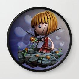 Little Kippers Wall Clock