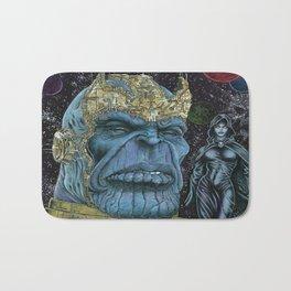 Thanos of Titan Bath Mat
