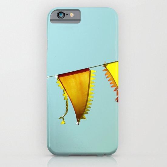 Flag Line iPhone & iPod Case