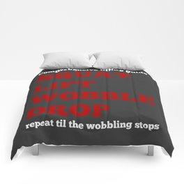 Squats Comforters