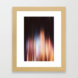 Prism of Light Framed Art Print