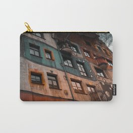 Hundertwasser museum Carry-All Pouch