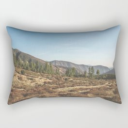 The Great Valley Rectangular Pillow