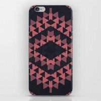 navajo iPhone & iPod Skins featuring navajo n3 by spinL