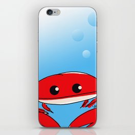 The Crabness iPhone Skin