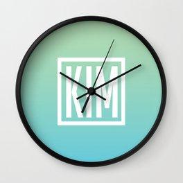 KIM Wall Clock