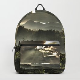Divine Rays of Sunset Backpack