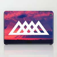 angels iPad Cases featuring Angels by ATWA