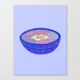 Bibimbap Bowl Canvas Print
