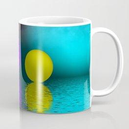 colors in the sky Coffee Mug