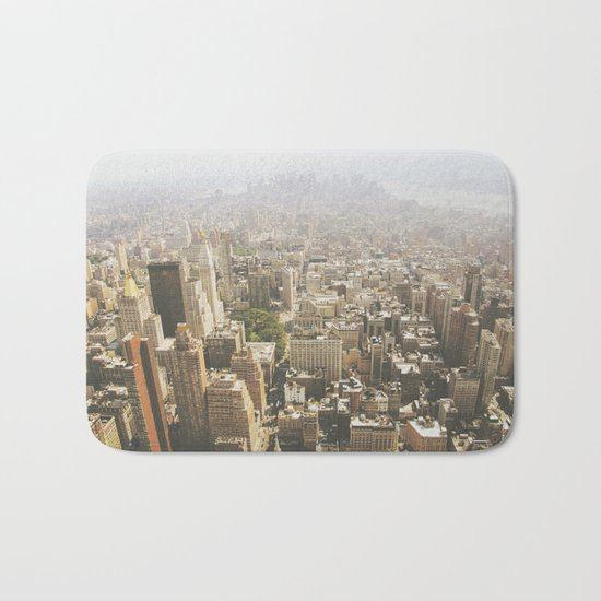 Hazy City - Manhattan Bath Mat