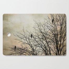 Three Birds Cutting Board
