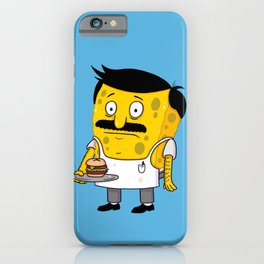 SpongeBob's Burgers iPhone Case