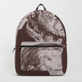 Fred Astaire in Moon Luminance Backpack