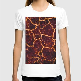 Lava Rocks T-shirt