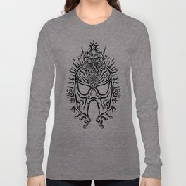 El Luchadore Long Sleeve T-shirt