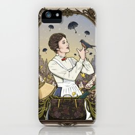 Mary Poppins 1964 iPhone Case
