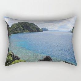 El Nido Rectangular Pillow