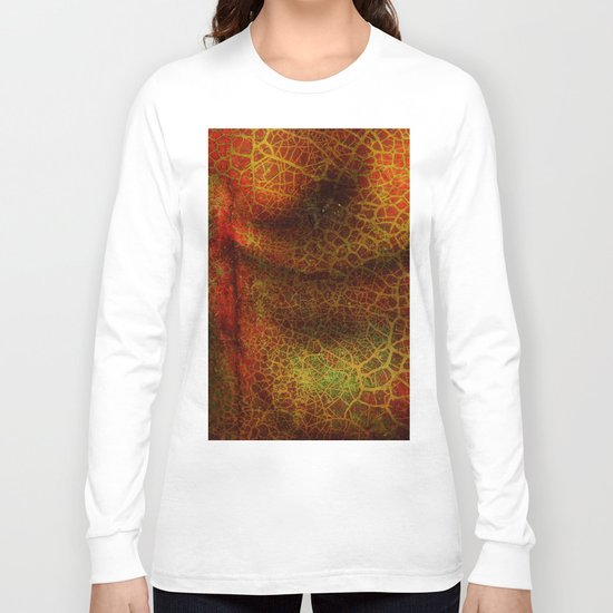 Fragment of  your smile  Long Sleeve T-shirt